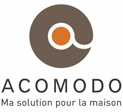 Acomodo Logo Baseline Copier