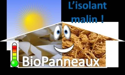 BioPanneaux Logo