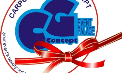 C G Concept Logo