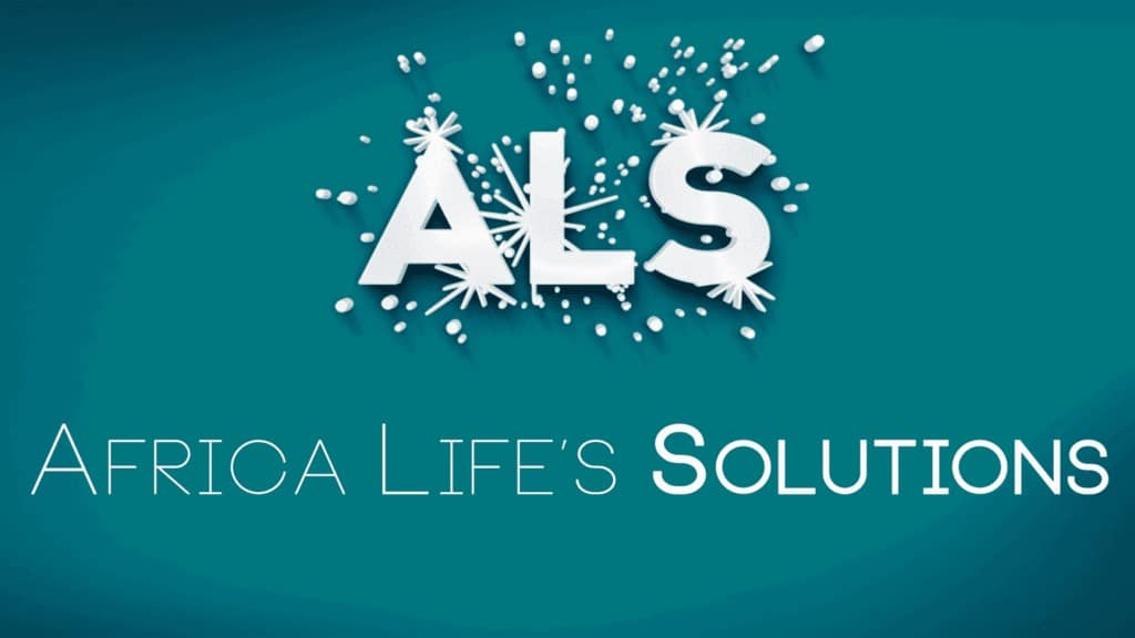 Couverture Africa Life s solutions 1