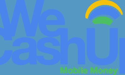 WeCashUp Logo HD transparent PNG e1539543701603
