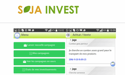 soja invest