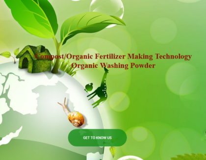 Greentech Kenya :  manufacturing and selling of organic fertilizer