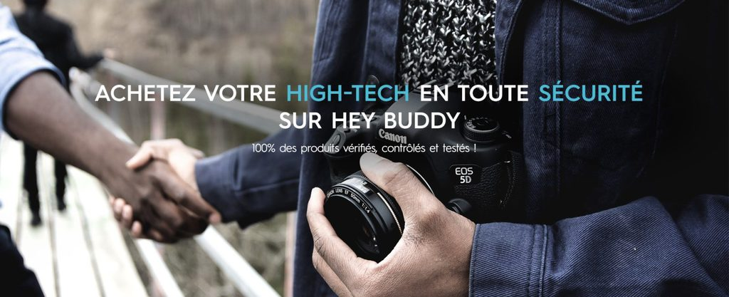Hey Buddy Occasion securite