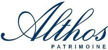 Logo Althos Patrimoine JPEG