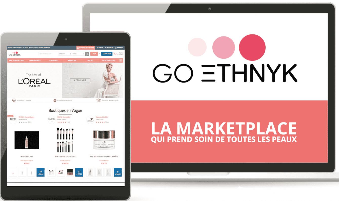 marketplace cosmetique go ethnyk