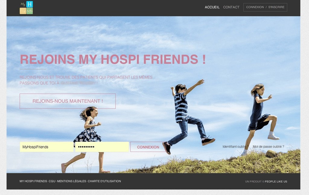 accueil myhospifriends