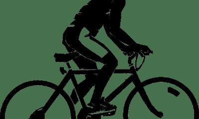 cycliste casque