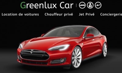 greenluxcar visuel