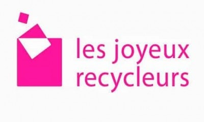 logo lesjoyeuxrécycleurs