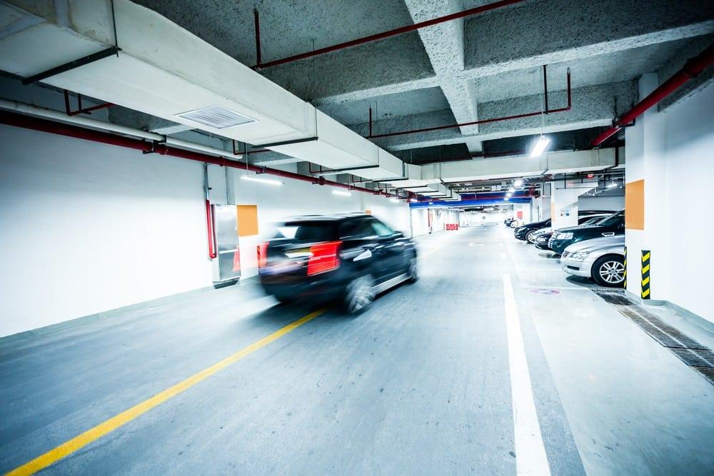 parking geolocalisation