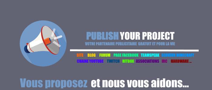 publishyourproject