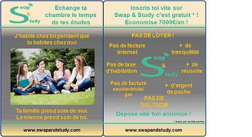 swap and study