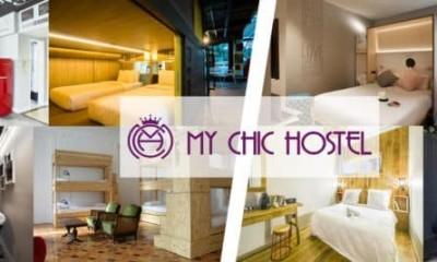 Mychichostel dorms bedrooms avec logo e1500990683386