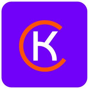 R01 Logo carré fd violet