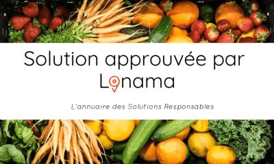 Solution approuvée par Lonama