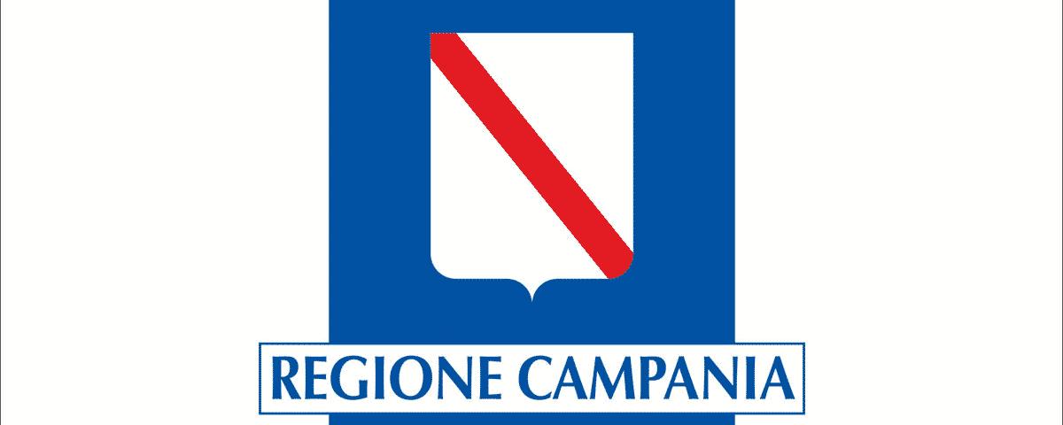 Nuovi Bandi della regione Campania. Bandiera regione Campania
