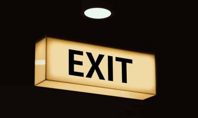 exit strategy startup
