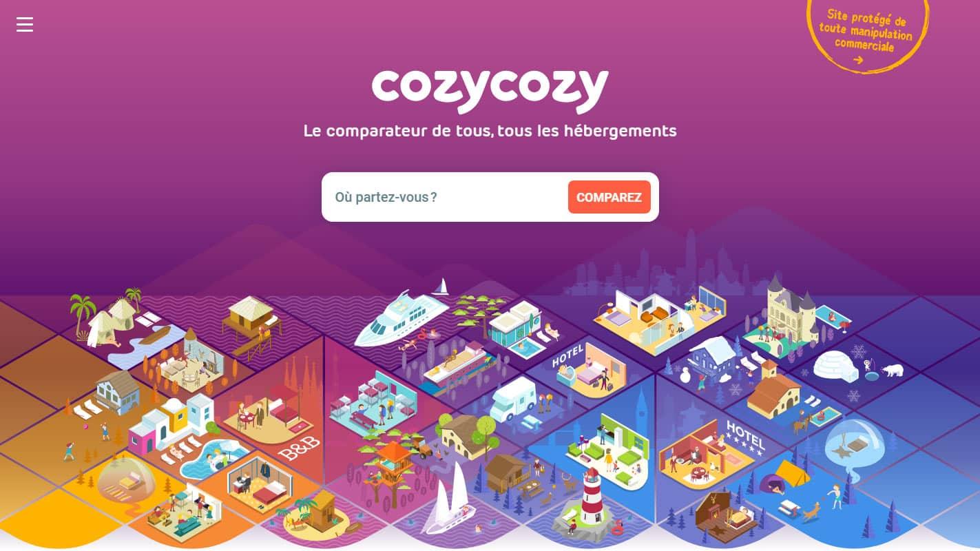 homepage share cozycozy