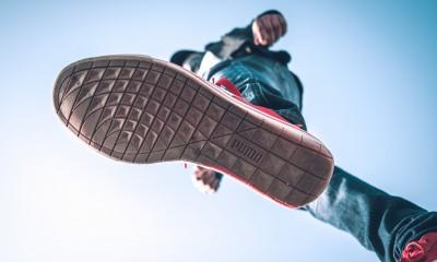 person wearing puma shoe 2016145
