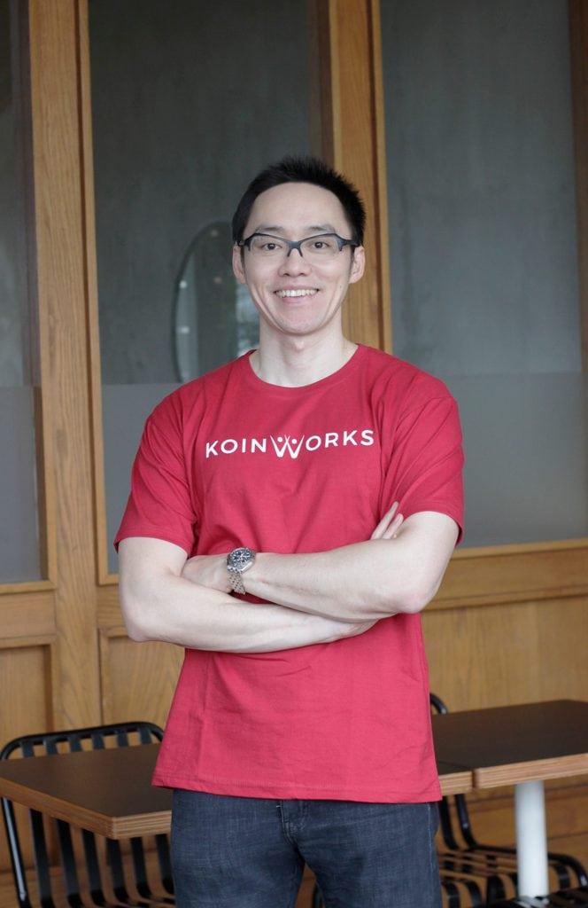 Benedicto Haryono, indonesian financial super-app KoinWorks