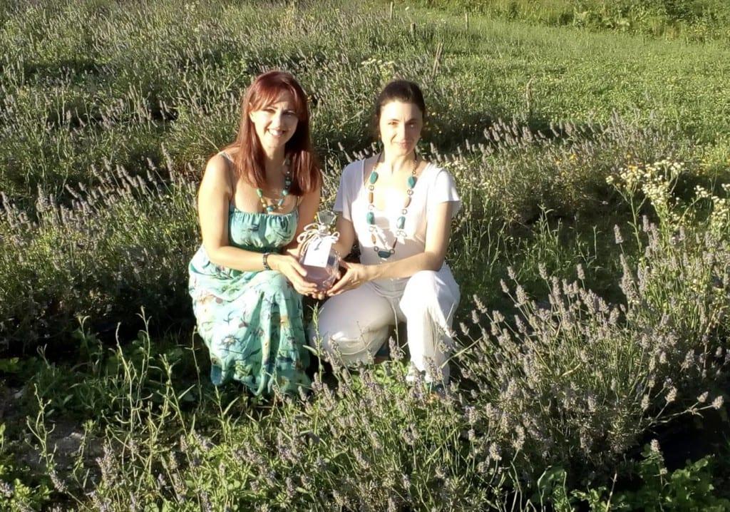 Emy Morelli e Roberta Grifantini muma