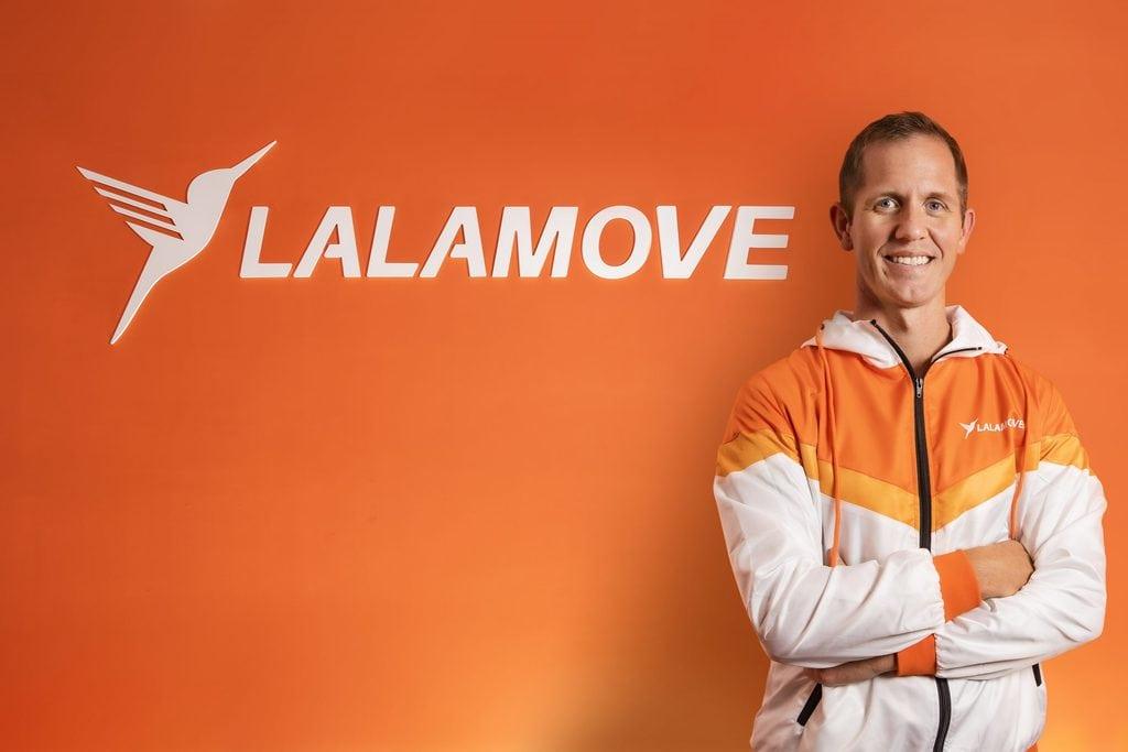 Blake Larson Lalamove