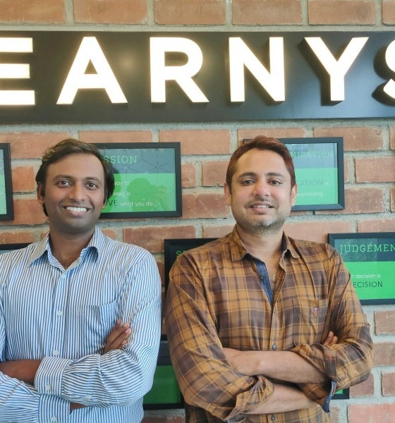Learnyst Co-Founders