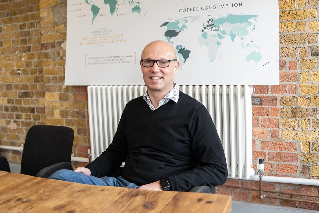 PaulTurton - pact coffee