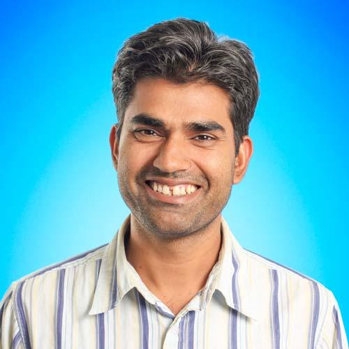 Pramod Sharma Osmo