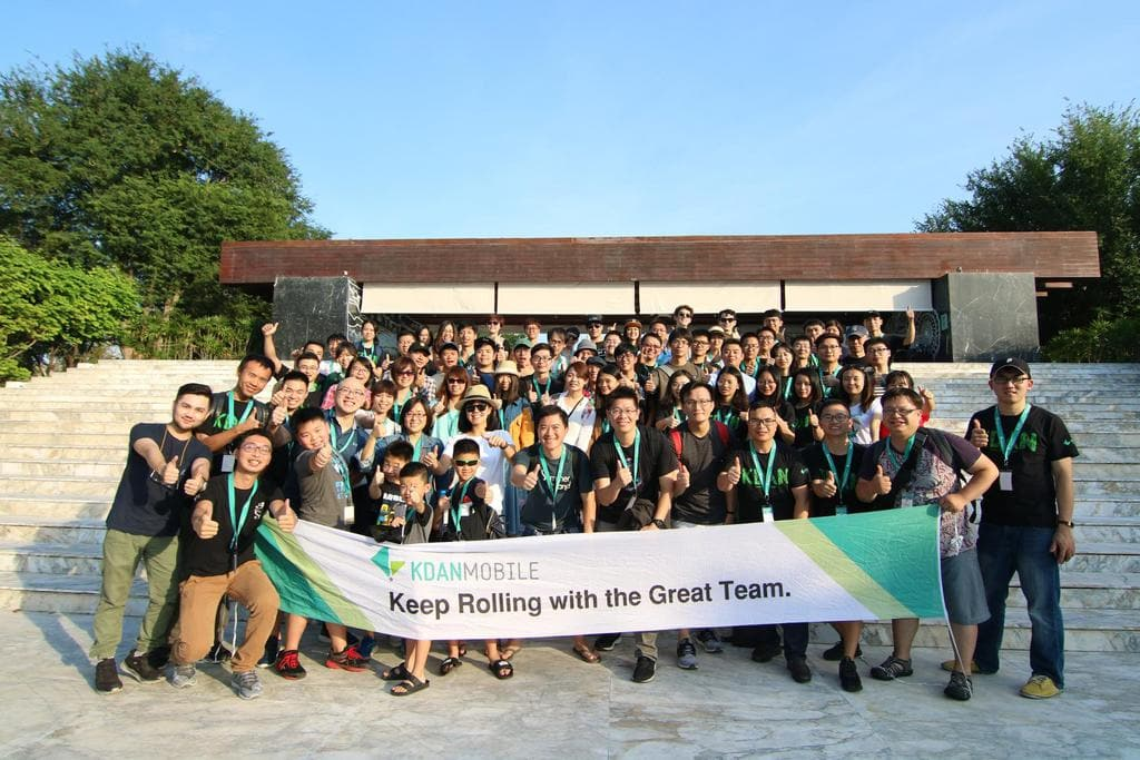 Kdan Mobile Team
