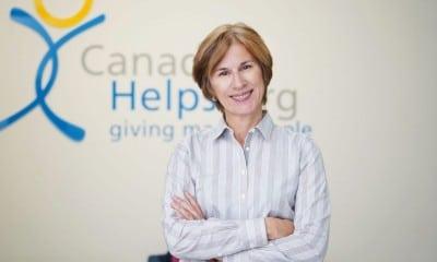 Marina Glogovac Canadahelps