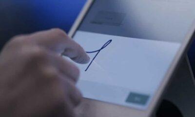 signature electronique scrive