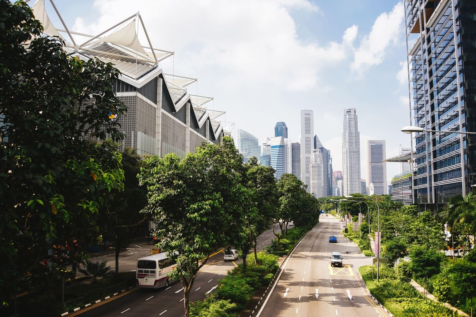 Cityzenith Cityscape