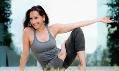 Leslie Glickman Yoga Journey
