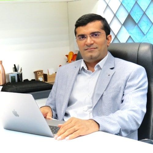 Saurin Shah Moon Technolabs