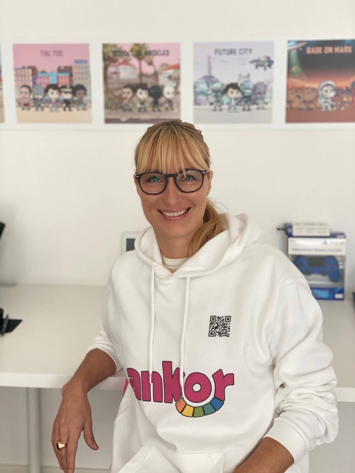 Silvia Turri Ankor Game