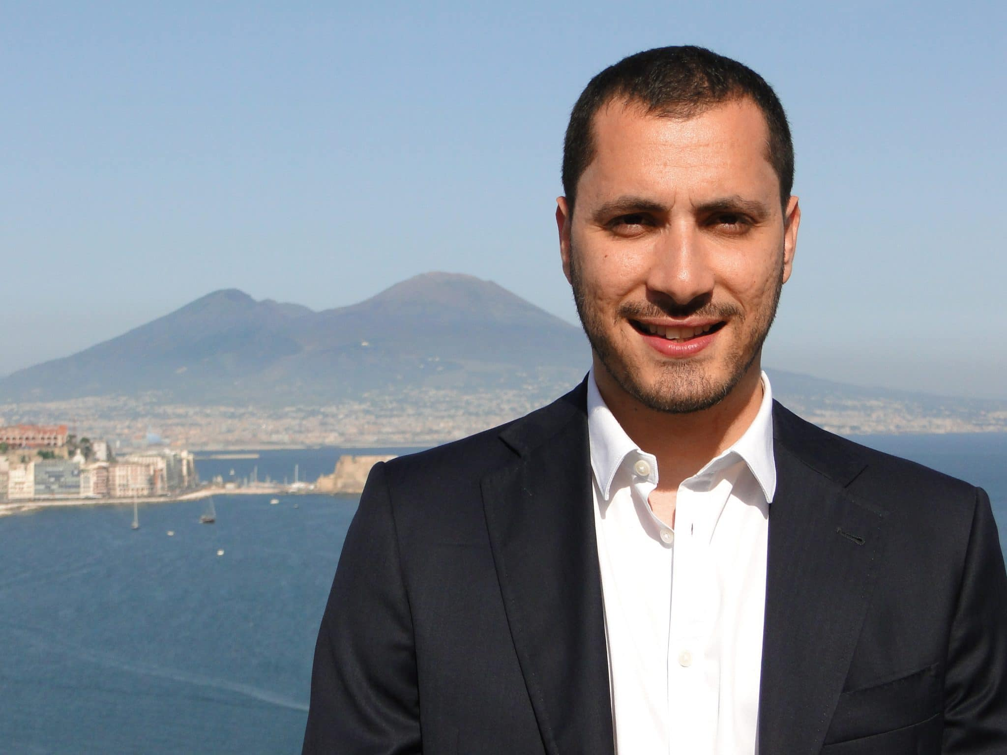 Ilario Vallifuoco Social Reporters