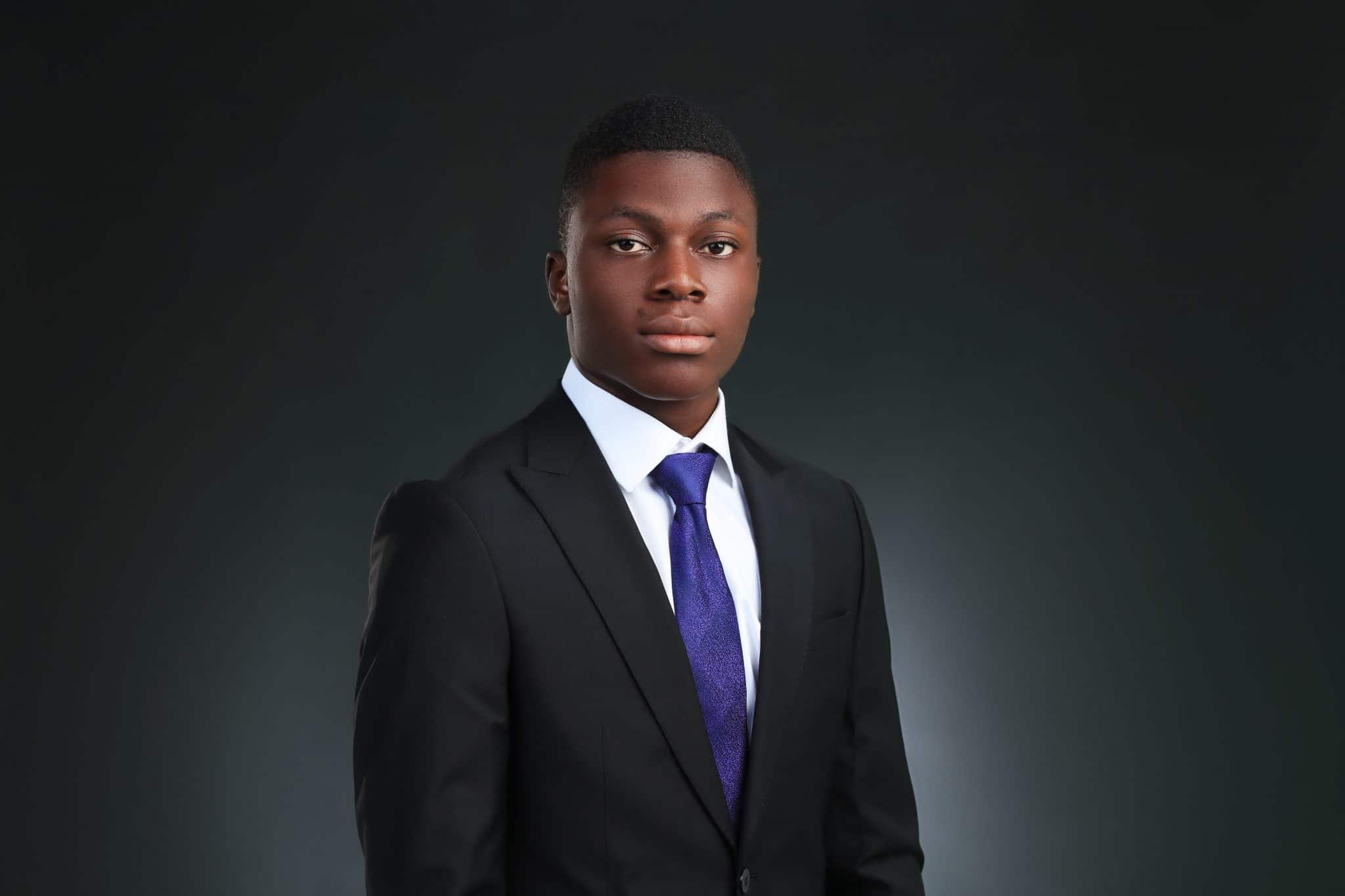 Junior Natabou jeune entrepreneur