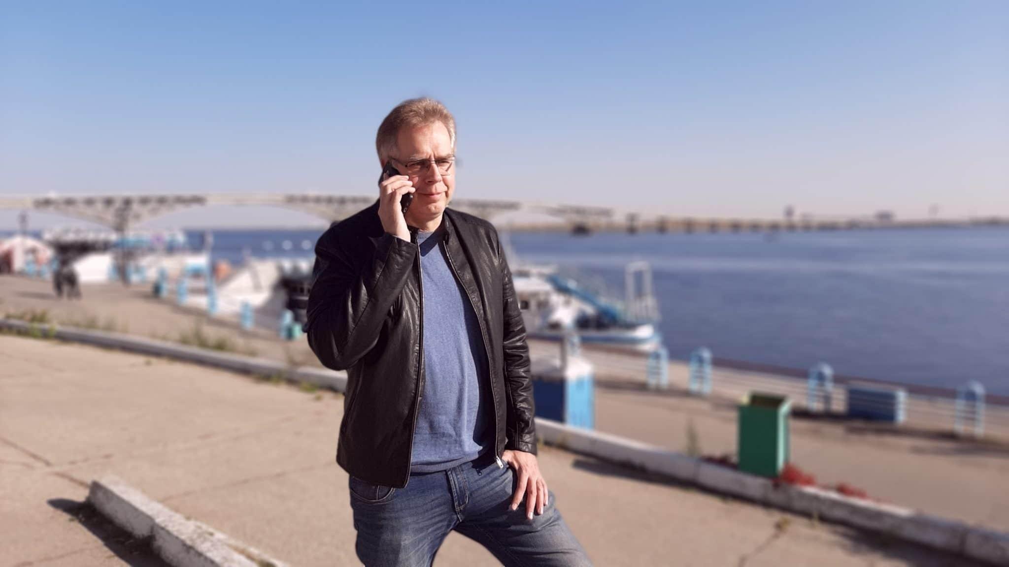 Matthew Dykstra Digital Nomad 2020