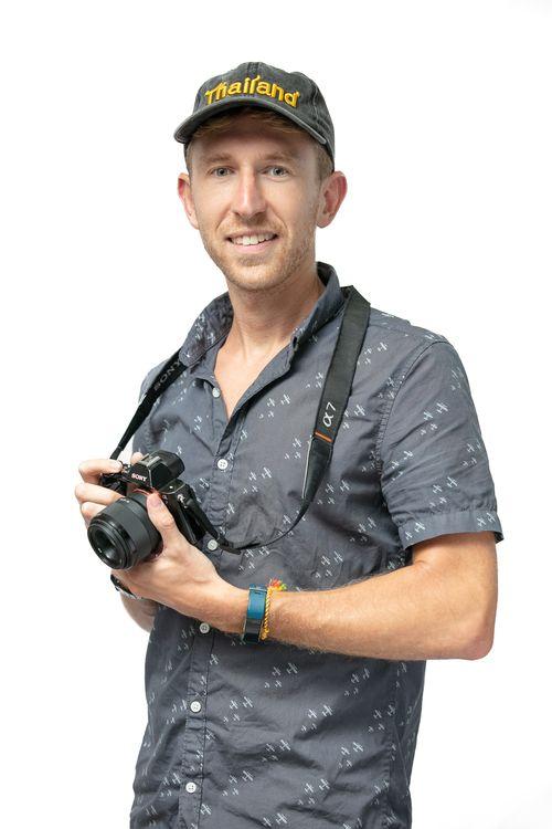 Mike Holp Digital Nomad Ventures