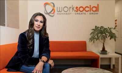 Natasha Mohan WorkSocial