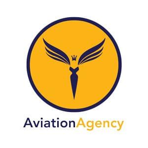 The Aviation Agency Logo