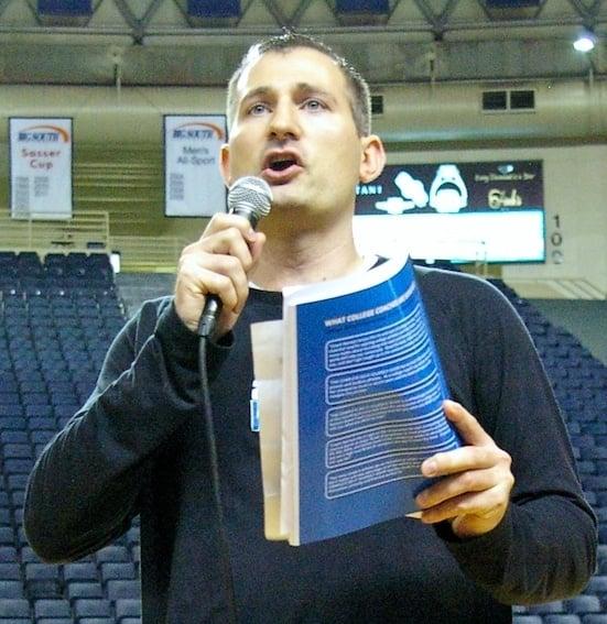 Tim Ryerson STUDENTathleteWorld