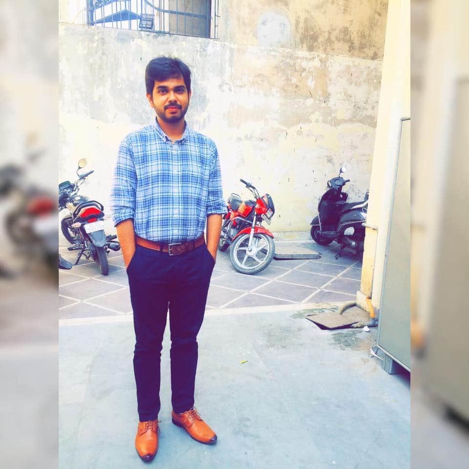 Vaishnav Thakur SocialNinjaz Technologies