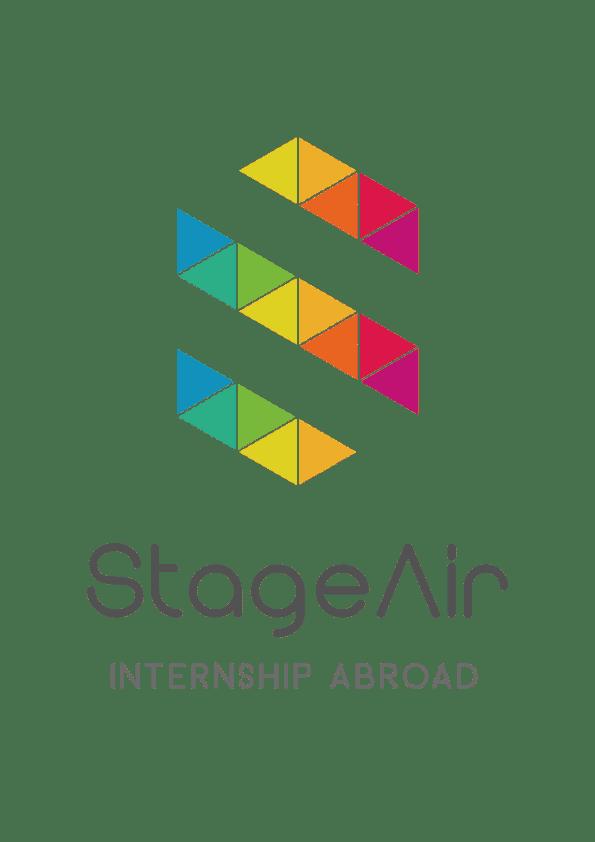 stageair logo finale colori
