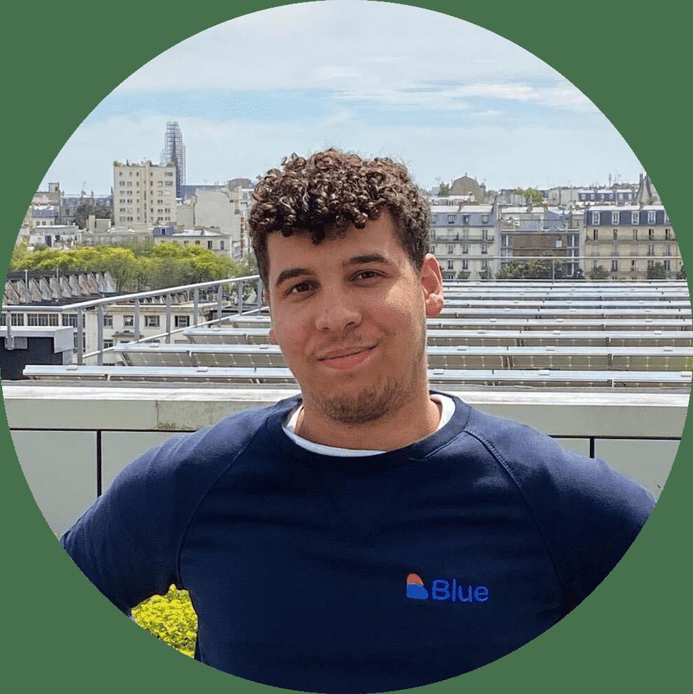 Antoine Marck LagenceBlue