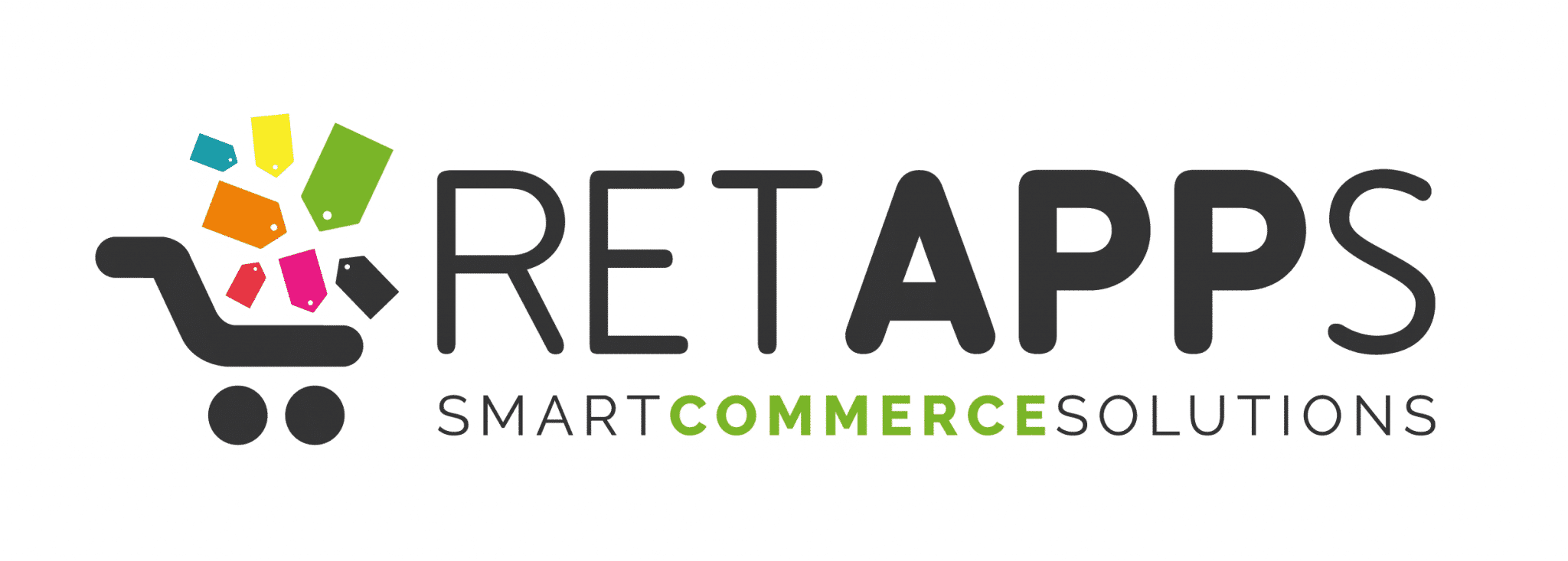 Logo RetAPPs 2018 bianco