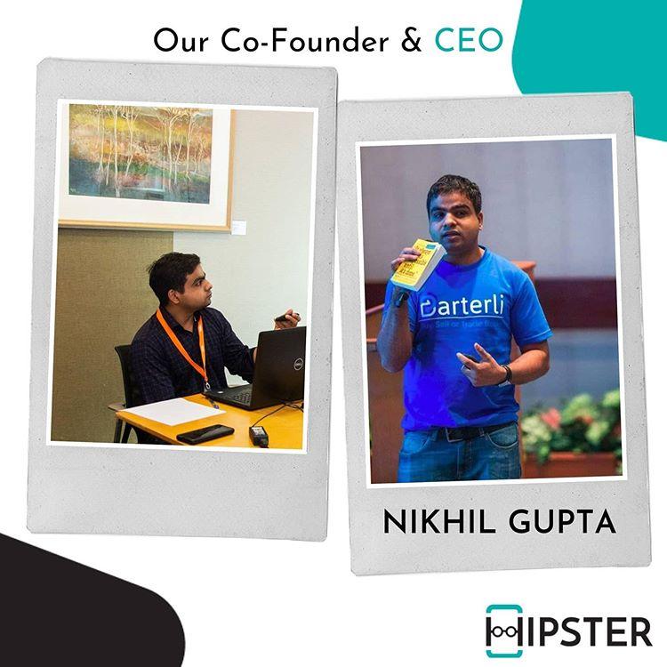 Nikhil Gupta Hipster