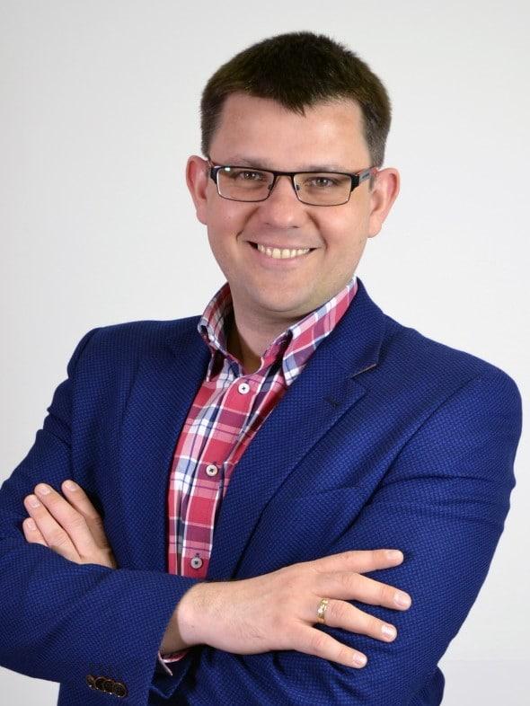 Paweł Rabinek Redseo
